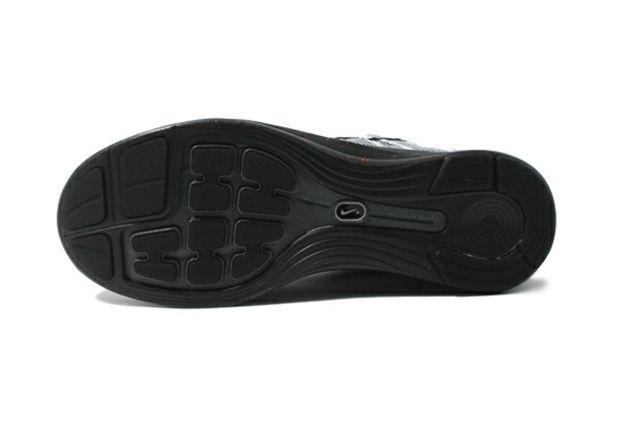 Nike Flyknit Lunar 1 Black Sole 4