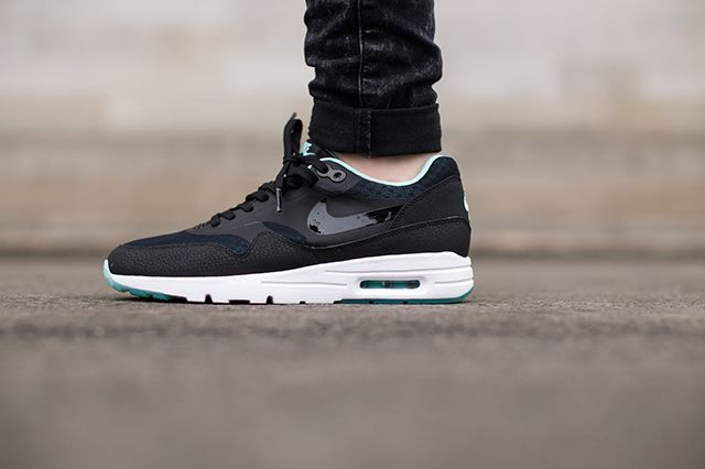 Nike Air Max 1 Wmns Teal Black 4