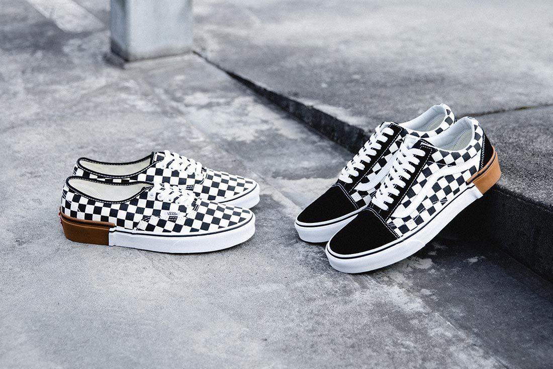Vans Checkerboard Pack 10
