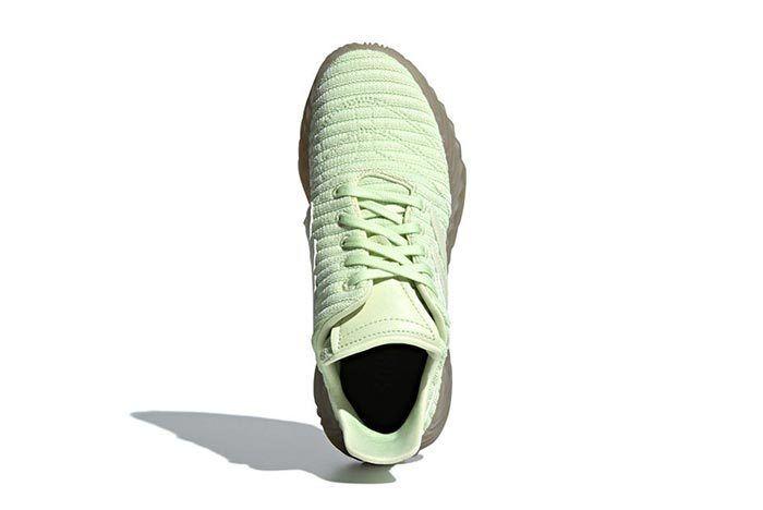 Adidas Sobakov Aero Green 5