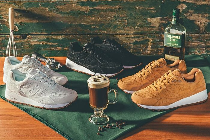 Saucony Irish Coffee Pack Feature
