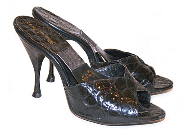 Always A Lady Adidas Croc Heels 1