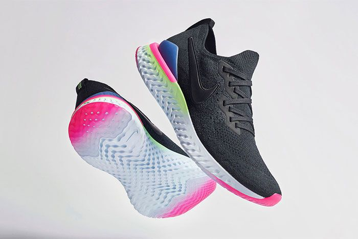 Nike Epic React Flyknit 2 Pixel 1