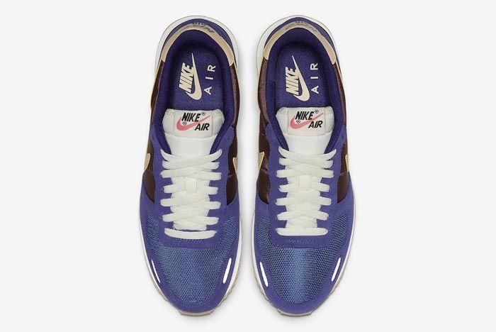 Nike Air Vortex Blue Brown Top
