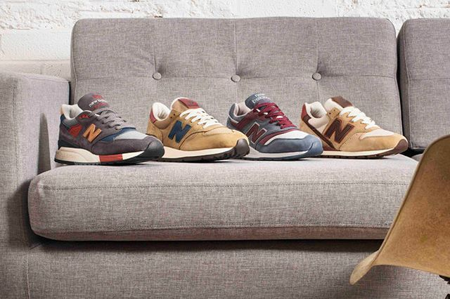 New Balance Made In Usa Mid Century Collection
