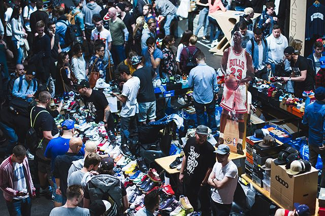 Sneakerness Zurich 2014 Recap 63