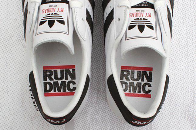 111411 Run Dmc Adidas Superstar 80S 6