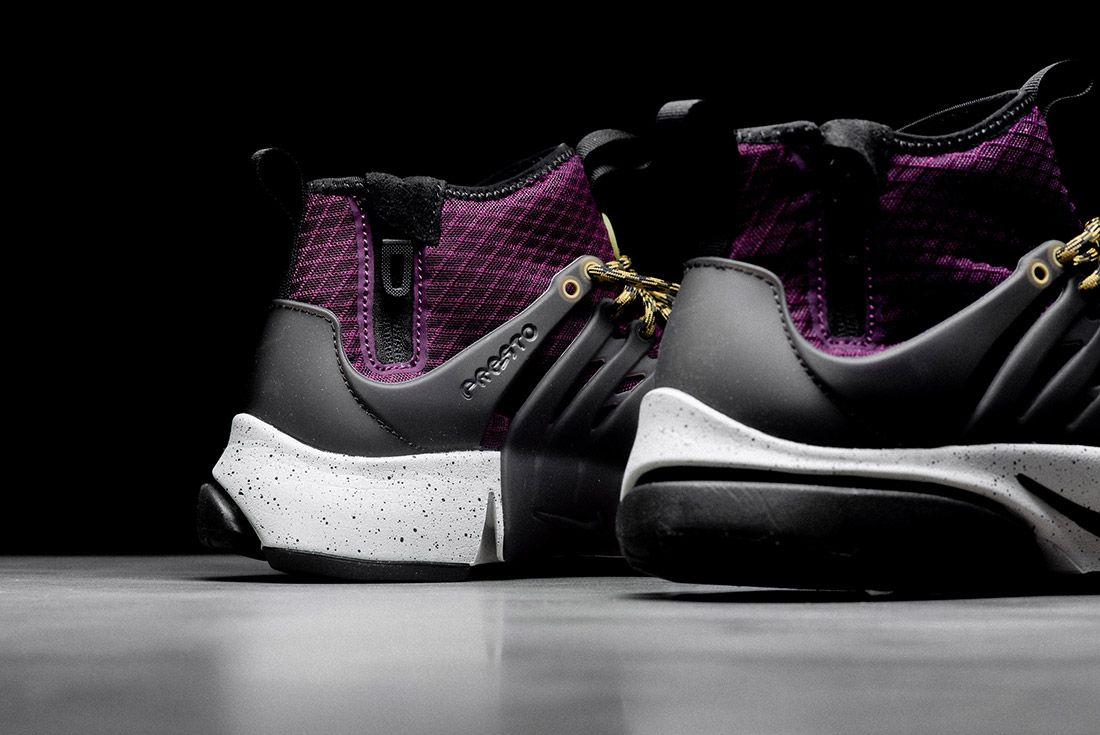 Nike Air Presto Mid Utility Bordeaux 7