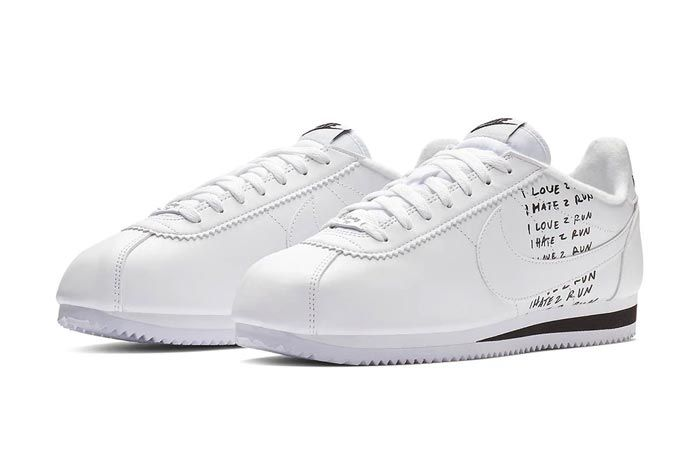 Nike Cortez Bell White Pair