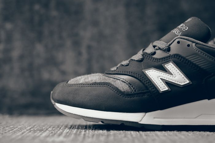 New Balance 997 Made In Usa Charcoal Camo2