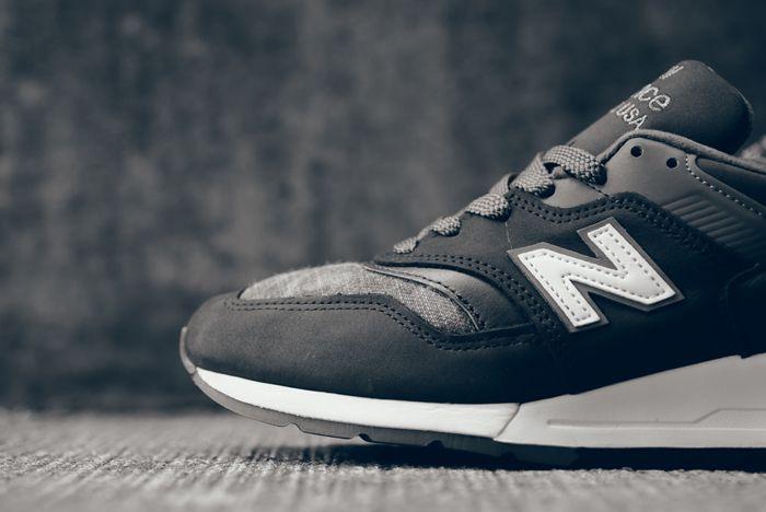 New Balance 997 Made In Usa Charcoal Camo2
