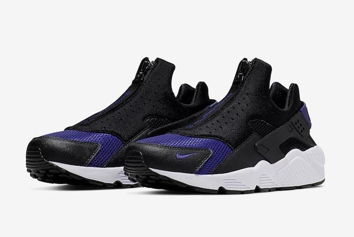 Nike Air Huarache Run Ext Zip Pair