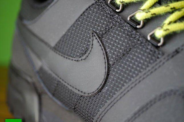Nike Morgan 2 Black Fluro Laces 1