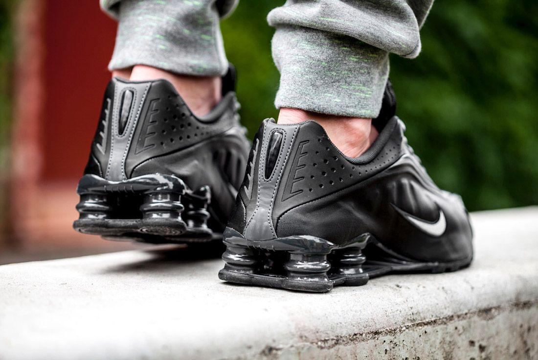 Material Matters Nike Shox Big 1 1