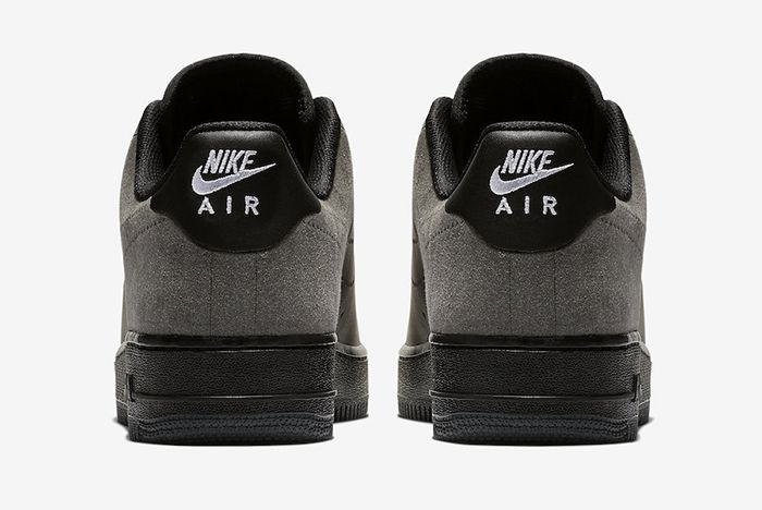 A Cold Wall Nike Air Force 1 Low Black 5