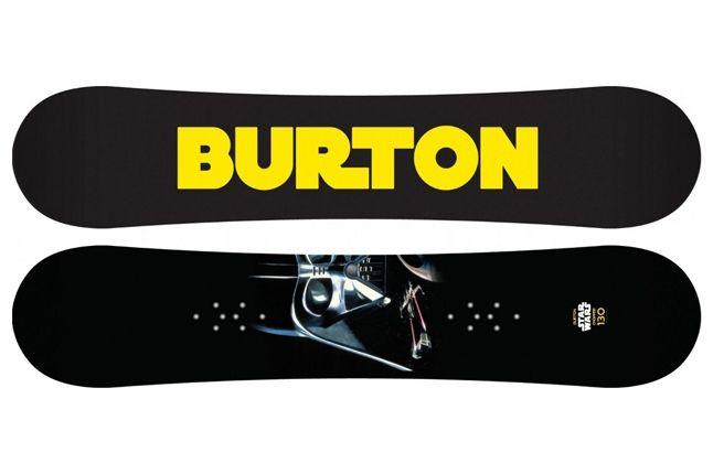 Burton Star Wars Snowboard 4 1