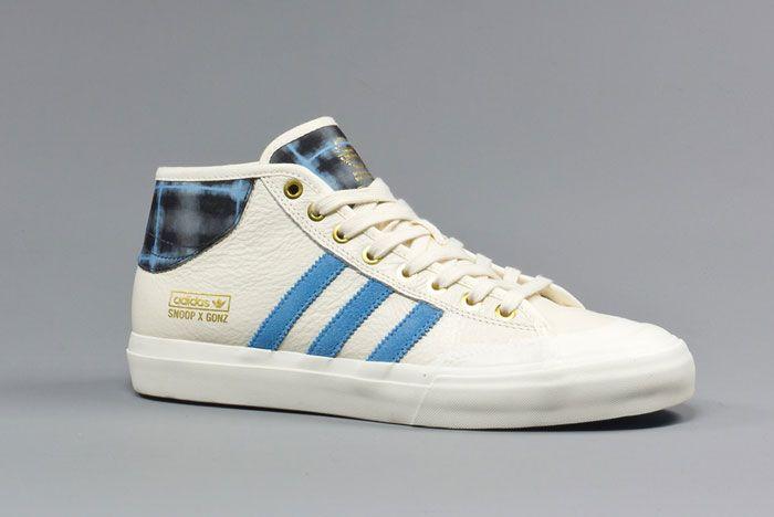 Adidas Atchcourt Mid Snoop X Gonz 6