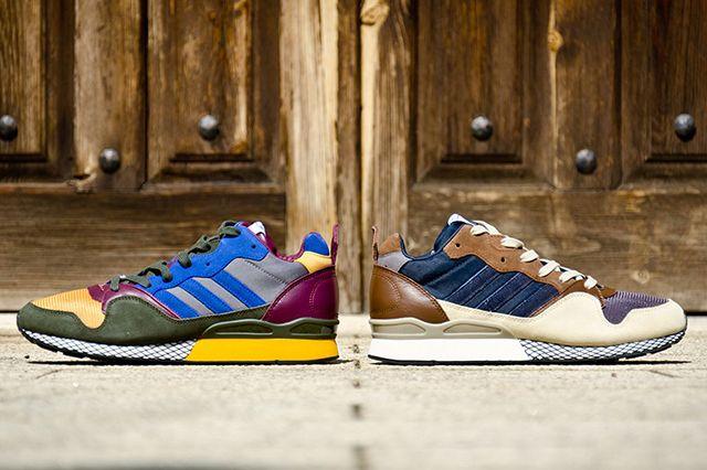 Kazuki X Adidas Zxz 930 Foot District 2