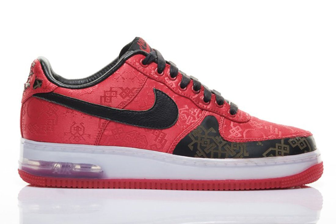 Nike Air Force 1 Low 1WORLD CLOT special box side shot