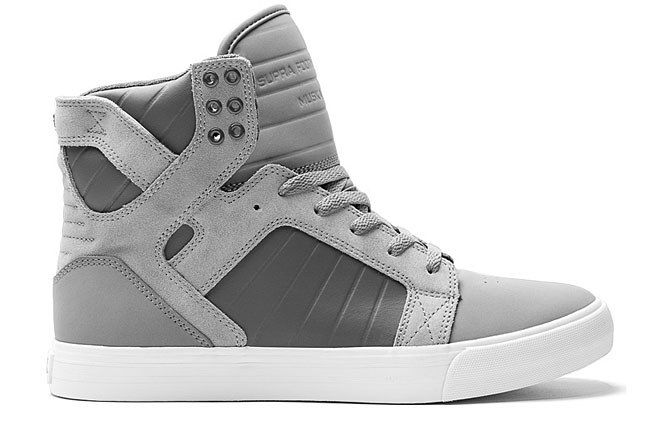 Supra Skytop Cool Grey 6 1