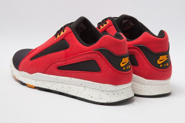 Nike Air Current Red Heel 1