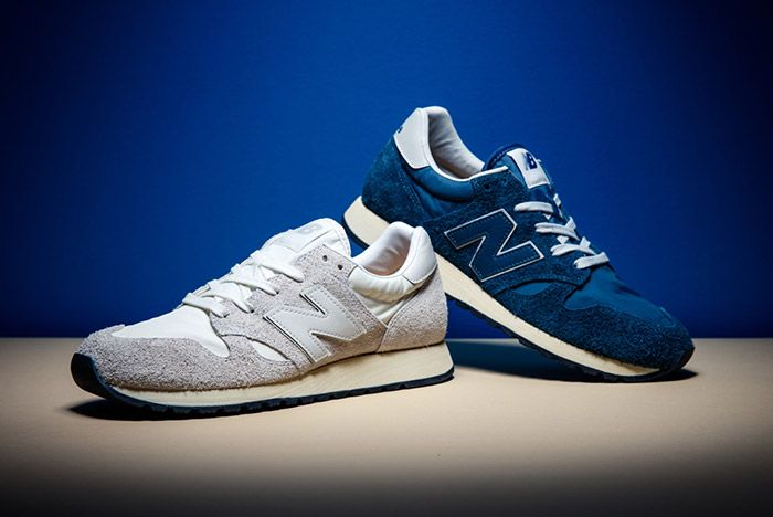 New Balance 520 Hairy Suede 8 1
