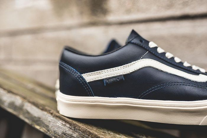 Horween X Vans Update Two Classics 14
