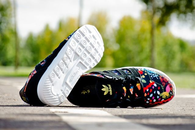 Adidas Zx 500 2 0 Floral 1
