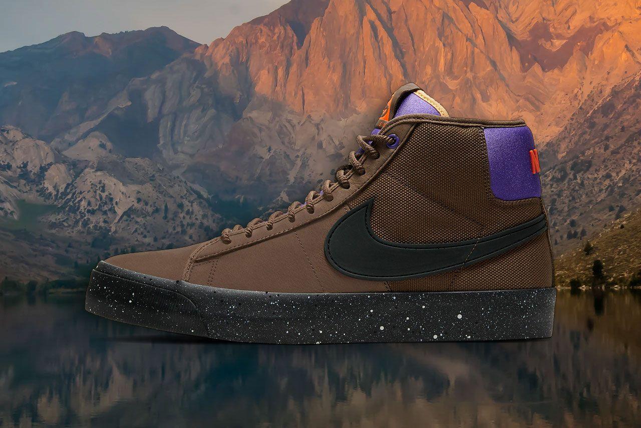Nike SB Zoom Blazer Mid Pro GT ACG DC0615-200