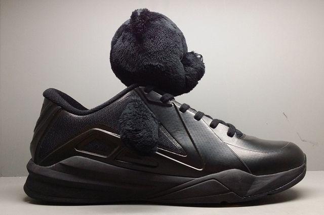 A Pandas Friend Basketball Boots 1