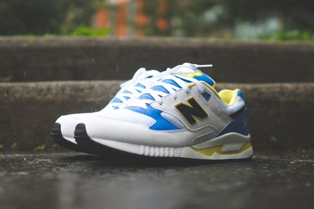 New Balance 530 Og Blue Yellow 4