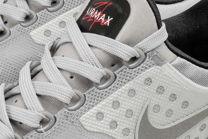 Nike Air Max Zero Matallic Silver 2