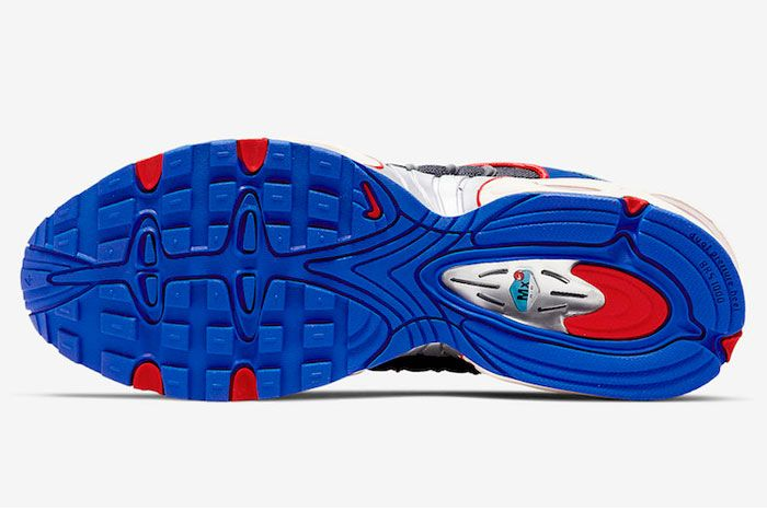 Nike Air Max Tailwind 4 Space Blue Sole