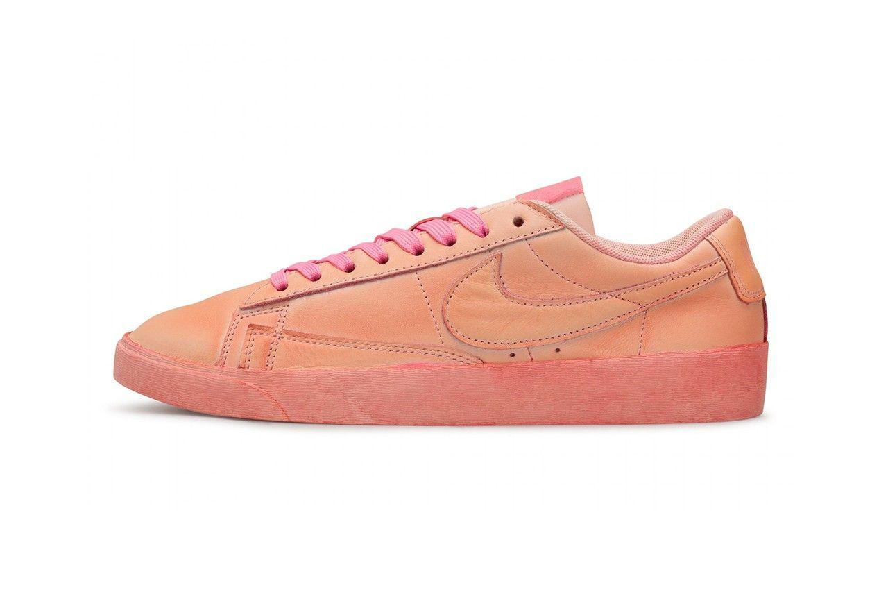 Comme des Garçons Nike Blazer Low Left
