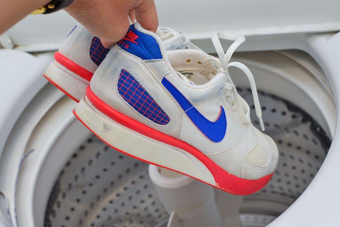 Washing Machine Sneakers