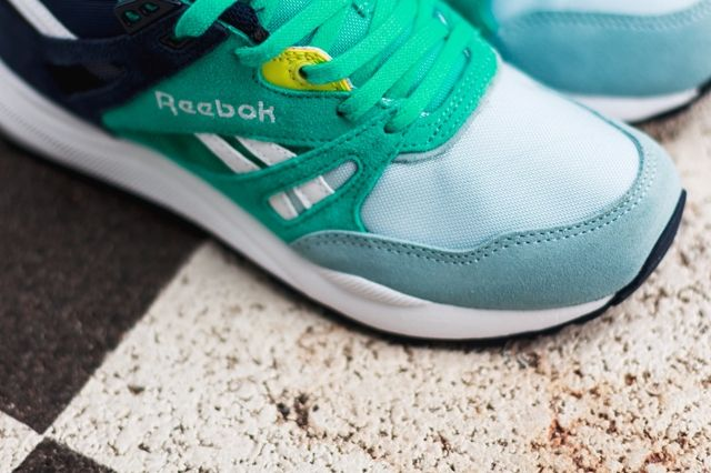Reebok Ventilator Timeless Teal Whisper Blue 2