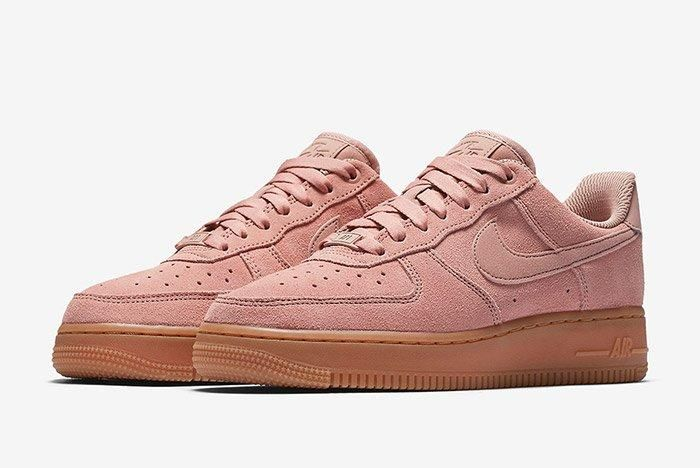 Nike Air Force 1 Low Particle Pink 6