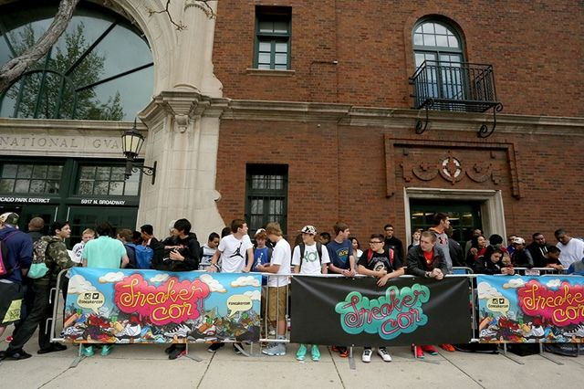 Sneaker Con Chicago May 2014 Recap 26