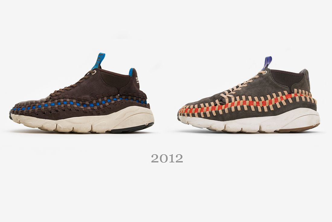 History Of The Nike Air Footscape 12