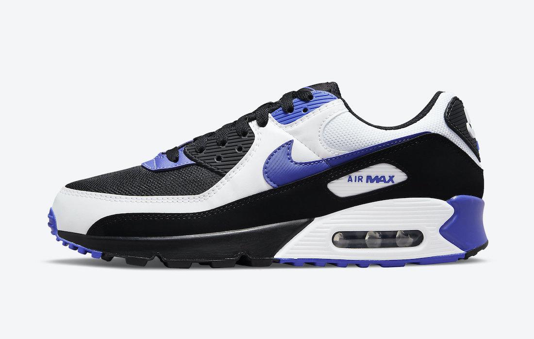 The Nike Air Max 90 Persuades in 'Persian Violet' - Sneaker Freaker