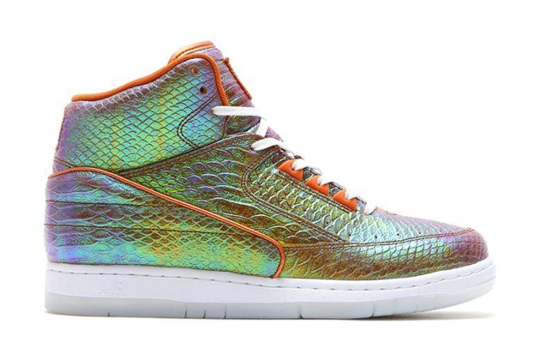 Nike Air Python Metallic Python