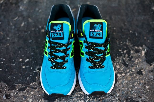 New Balance Windrbreaker Blue Aerial 1