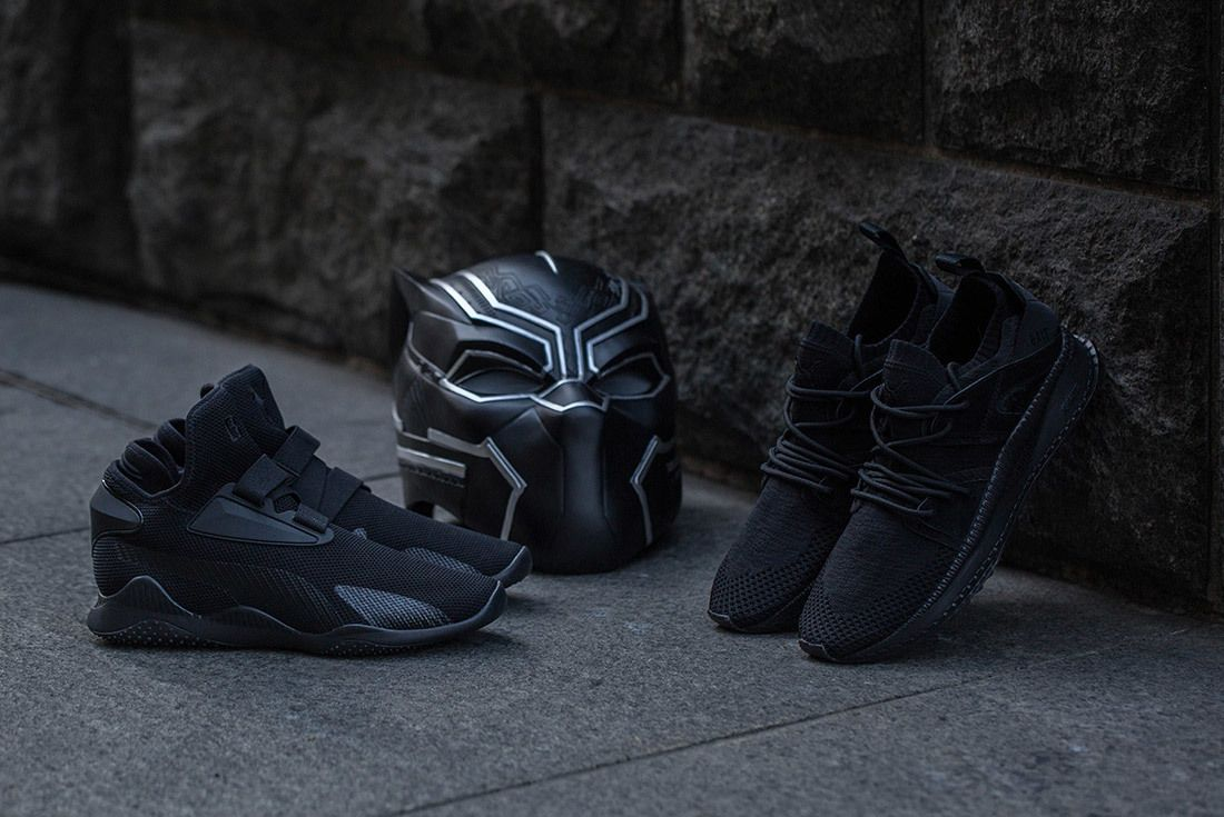 Bait Puma Black Panther Sneakers 5