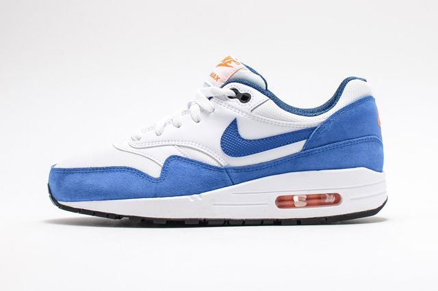 Mike Air Max 1 Gs Sport Blue Snakeskin
