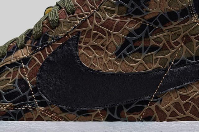 Nike Blazer Mid Safari Collection Bumper 6