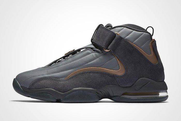 Nike Air Penny 4 Copper Grey Thumb