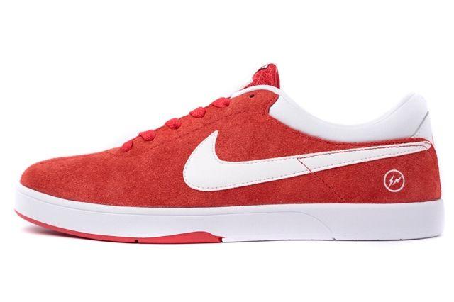 Fragment Design Nike Koston Red Profile