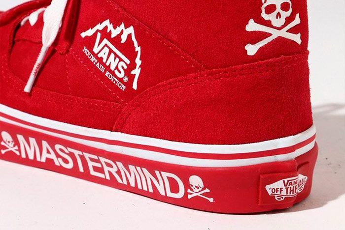 Mastermind Vans Mountain Series 4