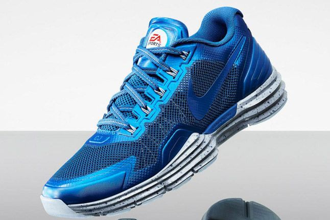 Nike Ea Sports Nfl Madden Tr1 Blue 1