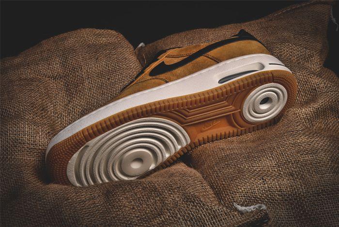 Nike Air Force 1 Elite Wheat 1
